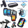 Bicycle Motor Bike Mount Phone Holder For Various Samsung Mobile Waterproof Case