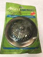 NOS Angelo Lamp Parts Decorative Lighting Ceiling Canopy Antique Brass Finish
