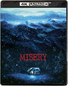Misery (Kathy Bates)   ULTRA 4K HD Blu Ray - sealed