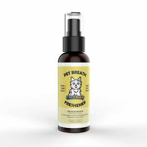 New Pet Dental Spray Breath Freshener Protects Gums and Teeth Best Seller