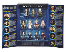 Doctor Who - The 11 Doctors Micro-Figure 50th Anniversary Set