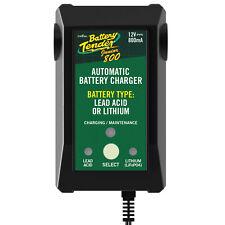 Battery Tender Junior 800 12 V litio o ácido Cargador Moto Bicicleta ATV Quad