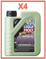 4 Qt. Molygen New Generation Motor Oil SAE 5W-40 LIQUI MOLY Fully Synthetic