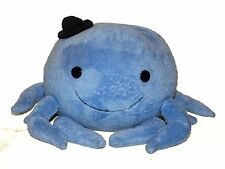 RARE 2002 Gund Nick Jr. OSWALD Octopus Plush Viacom Nickelodeon The Oswald Show