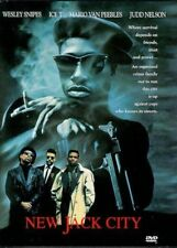 New Jack City [DVD] Wesley Snipes, Judd Nelson, Ships anywhere today!