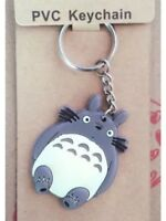 "Totoro Studio Ghibli Anime Keychain Double Sided 2"" US Seller"