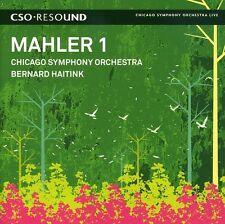 Chicago Symphony Orchestra, G. Mahler - Symphony No. 1 [New CD]