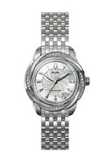 Bulova Precisionist Brightwater Women's Quartz Watch 96R153