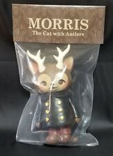 Kaori Hinata Hinatique MORRIS Cat  figure One up. AKIBA Cultures ZONE 7th LTD