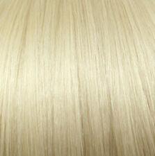 """1g/s 100g 16"""" 18"""" 20"""" 22"""" 24"""" Easy Loop Micro Ring Human Hair Extensions UK"""