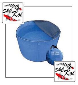 Flexible Koi Bowl 90cm 120cm & 180cm, Pond, Water, Fish