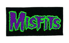Psychobilly Deathrock Misfits Patch Iron on Applique Alternative Clothing Danzig