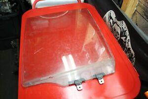 91-98 Suzuki Sidekick Driver Rear Door Glass
