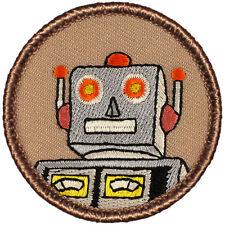 Fun Boy Scout Patches - Robot Patrol! (#152)