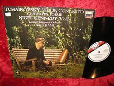 New listing 1986 UK NM EMI EMZ 2100 DIGITAL TCHAIKOVSKY VIOLIN CONCERTO, CHAUSSON POEM NIGEL