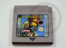 !!! NINTENDO GAMEBOY SPIEL Paperboy 2, gebraucht aber OK !!!