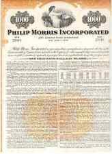 Philip Morris Inc.  1000$  1959