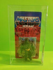 1985 Mattel Motu Moss Man Afa 85 NM+ C80 B85 F90 Series 4 Unpunched Rare moc mib