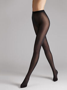 Wolford Womens Orchid 50 Opauqe Tights Matt Finish Highly Elastic