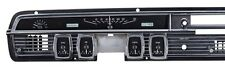 Dakota Digital 64 65 Lincoln Continental Analog Dash Gauges System VHX-64L-K-W