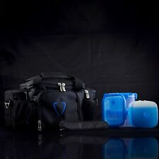 Insulated Lunch Bag | Meal Prep Bag | Cooler Lunch Box For Fitness & Work
