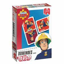 Domino Legespiel | Feuerwehrmann Sam | 28 Karten | Kinder Spiel
