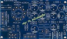 6N3 Tube Buffer Audio Preamplifier Pre-AMP AMP DIY PCB bare board