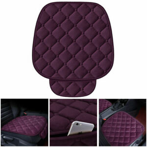 Universal Car Seat Cover Soft Warm Breathable Mat Fits Auto Chair Cushion PL UK