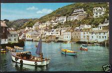 Cornwall Postcard - The Harbour, Polperro   A8970