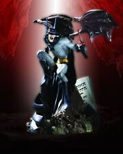 DC Direct Batman Vampire Mini Statue