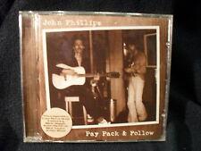 John Phillips pay Pack & follow