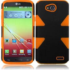 Dynamic Hybrid Cover Case LG Optimus L90 D415 D405 Phone