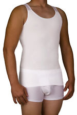 """UNDERWORKS BODYSHIRT WITH 8"""" BELLYBUSTER BAND TOP QUALITY SET 2 PIECE MADE USA"""