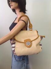 Nicole Lee Bag Purse Camel Carmel Brown Beige Double  Designer Fashion Hip