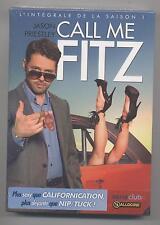 NEUF COFFRET DVD CALL ME FITZ INTEGRALE SAISON 1 SOUS BLISTER SERIE TV PRIESTLEY