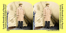 Lewis Powell Assassin Conspirator Civil War SV Stereoview Stereocard 3D 04205