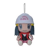 Pokemon Center Original Plush doll Pokemon Trainers Dawn JAPAN OFFICIAL