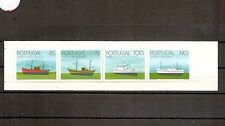 Portugal 1994 SG2392-5 4v Complete Booklet NHM PortugeseTrawlers (2nd Issue)