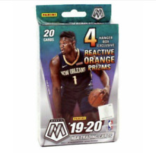 2019-20 Mosaic NBA Basketball Hanger Box  factory sealed 20 Cards