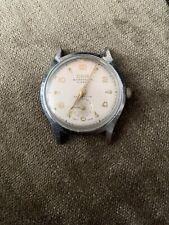 Vintage Oris Hand winding Antimagnetic Waterproof Mens Dress Watch Swiss Made