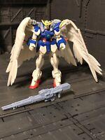 Bandai Mobile Suit Gundam Wing Zero Custom Version 1 Action Figure MSIA