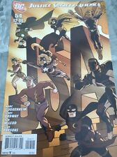 DC Justice Society Of America #54 10/2011