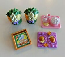 Fisher-Price Loving Family Dollhouse Assorted Food Trays and Pizza