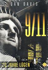 9 / 11 - 20 JAHRE LÜGEN - Dan Davis & Guido Grandt BUCH - NEU