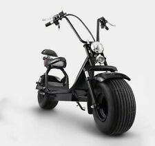 "2000W Fat Tire Electric Scooter |18"" Tire 