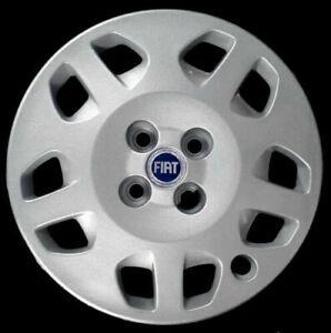 "Fiat Punto 188 Kit 4 Borchie Coppe Copricerchi Ruota Cerchio 14"" 1206"