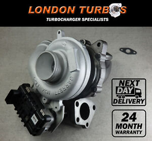 Ford Mondeo / SMax / Galaxy 2.2TDCi 175HP-129KW 753544 Turbocharger Turbo
