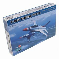 Hobby Boss 80275. Avión F-16D Fighting Falcon. Escala 1/72