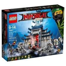 LEGO® Ninjago Temple of The Ultimate Ultimate Weapon 70617