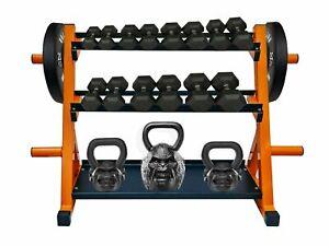 Combo Weight Storage Rack